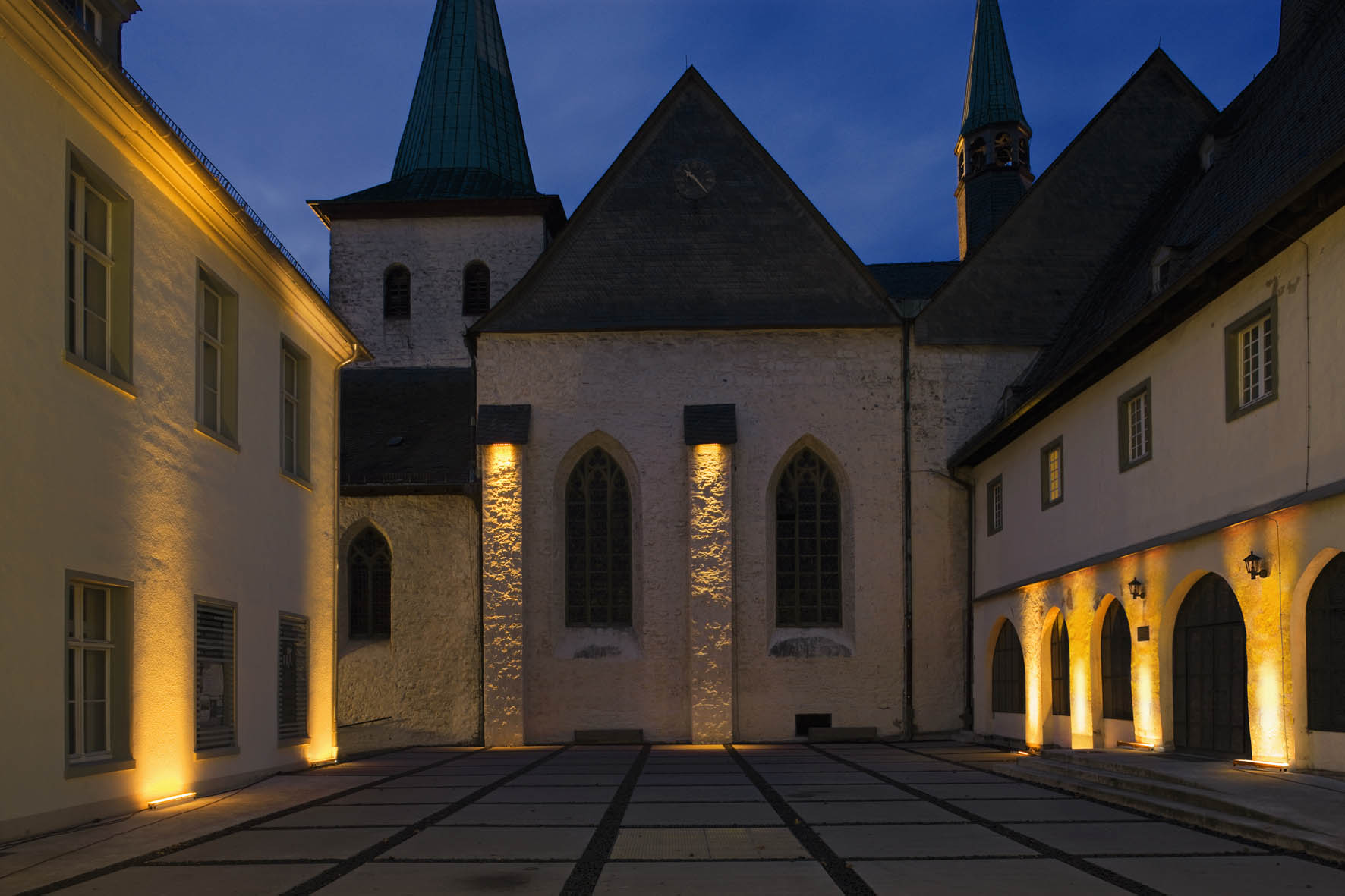 Kloster Wedinghausen, Stadtbesetzung Arnsberg, Fotonachweis: Boris Golz, Arnsberg