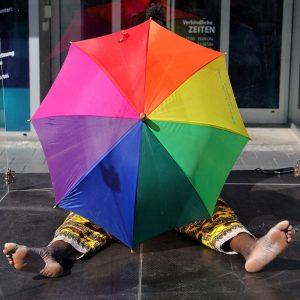 Stadtbesetzung 2019, Herten, Rainbow, Foto Dr. Rainer LangeStadtbesetzung 2019, Herten, Rainbow, Foto Dr. Rainer Lange