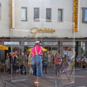 Stadtbesetzung 2019, Herten, Rainbow, Foto Dr. Rainer Lange
