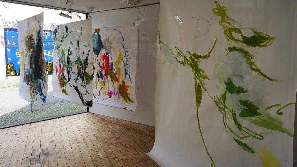 """Ausstellung """"Waldbaden"""" in Herford © Susanne Albrecht"""